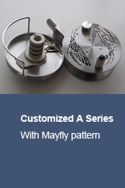 Customized A Series with Mayfly pattern