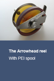 Arrowhead reel with PEI spool